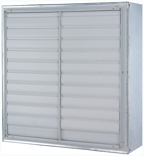 Ventilation Fan W/ PVC Shutter (Direct Drive)