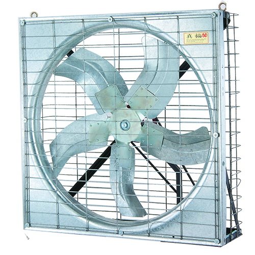 Ventilation Fan w/Rear Net (Belt Drive)